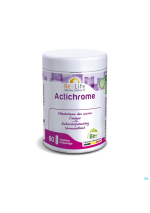 Actichrome Mineral Complex Be Life Nf Gel 602665545-20