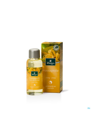 Kneipp Massage Olie Ylang Ylang 100ml2667558-20