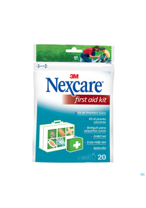 Nexcare 3m First Aid Kit Bag Nfk0052675106-20