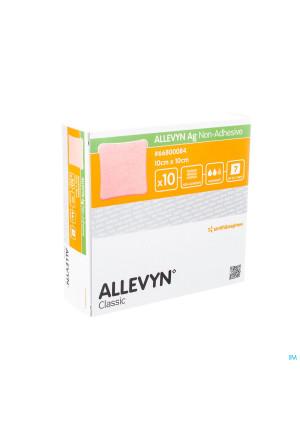 Allevyn Ag N/adhesive Ster 10,0x10,0cm 10 668000842681138-20