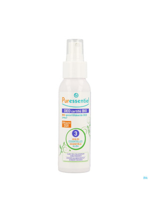 Puressentiel Deo Spray Bio 3 Ess.olien 50ml2697902-20