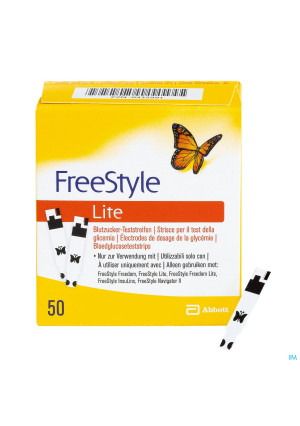 Freestyle Lite 50 strips2700177-20