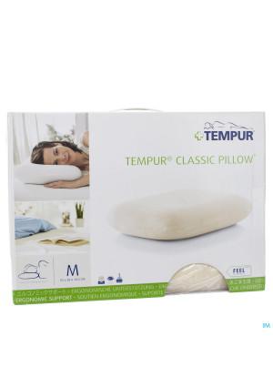 Tempur Hoofdkussen Class.hoes Vel.stand 55x38x10,52708428-20