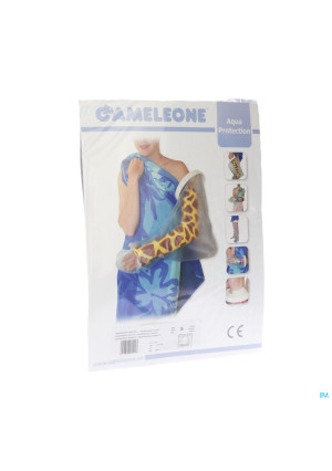 Cameleone Aquaprotection Onderarm Transp S 12714509-20