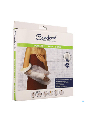 Cameleone Aquaprotection Onderarm Transp M 12714517-20