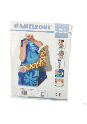 Cameleone Aquaprotection Volledige Arm Transp M 12714533-20
