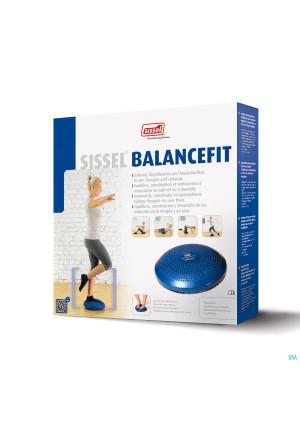 Sissel Balancefit Oefendiscus Diam.34cm Blauw2723823-20