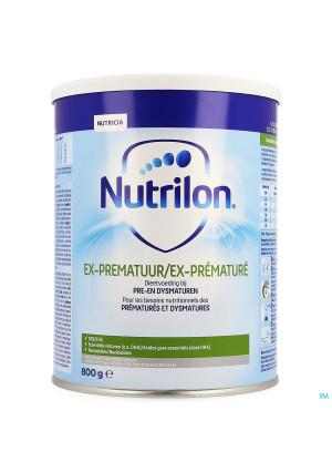 Nutrilon Ex-prematuur poeder 800g Volledige zuigelingenvoeding2746758-20