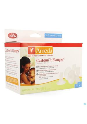 Ameda Custom Fit Flanges 30,5mm-28,5mm 22750685-20
