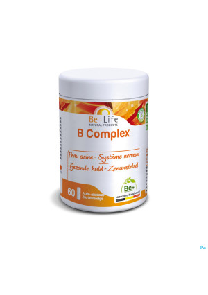 B Complex Vitamin Be Life Nf Caps 602750834-20