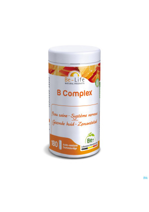 B Complex Vitamin Be Life Nf Caps 1802750842-20