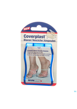 Coverplast Blister Hydrocol. 17x59mm 4 + 35x61mm 32759181-20