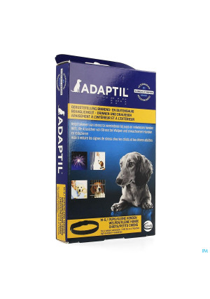 Adaptil Calm Halsband <37,5cm Hond Klein-pups2761435-20