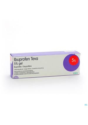 Ibuprofen Teva Gel Tube 120g2765162-20
