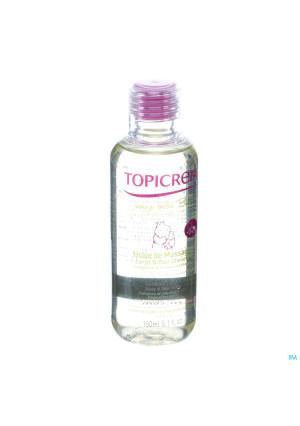 Topicrem Bb Massage Olie Fl 150ml2784544-20