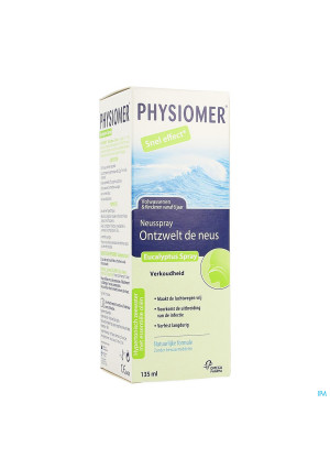 Physiomer Eucalyptus Spray 135ml2791648-20
