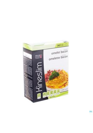 Kineslim Omelet Bacon Pdr Zakje 42837995-20