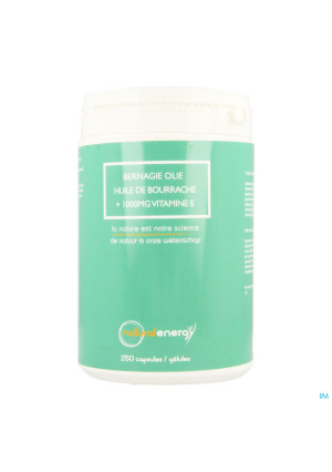 Bernagie Olie Natural Energy Caps 252875912-20