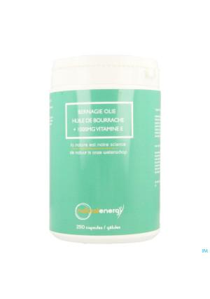 Bernagie Olie Natural Energy Caps 2502875912-20