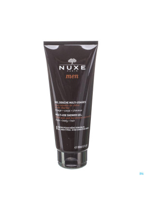 Nuxe Men Douche Gel Multi Gebruik Tube 200ml2880326-20