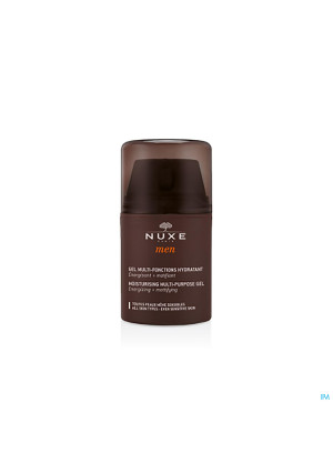 Nuxe Men Gel Hydraterende Multifunct. Pompfl 50ml2880334-20