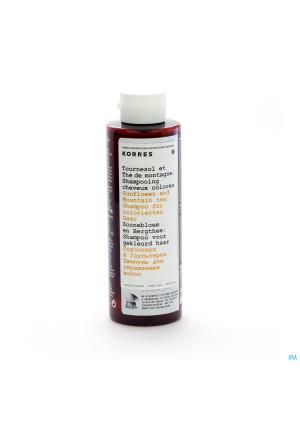Korres Kh Shampoo Sunflowerandtea 250ml2896702-20