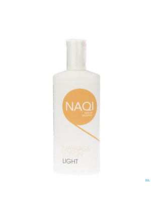 NAQI Massage Lotion Light 500ml2906964-20