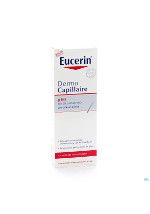 Eucerin Dermocapil.sh Ph5 Mild 250ml2914877-20
