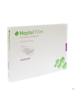 Mepitel Film 15x20cm 10 2966002941276-20