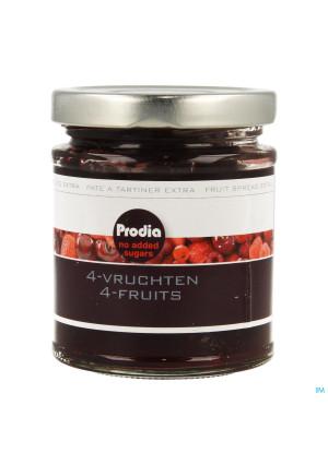 Prodia Broodbeleg Extra 4 Vruchten 215g 56812951242-20