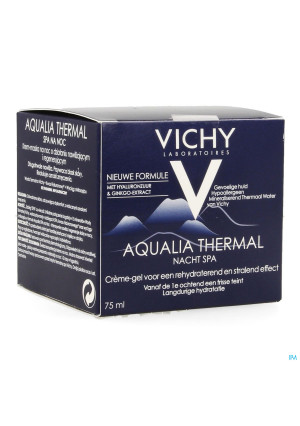 Vichy Aqualia Thermal Spa Nacht 75ml2962660-20