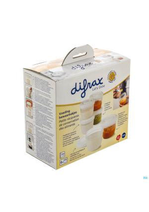 Difrax Bewaarbakje Voeding 6172970705-20