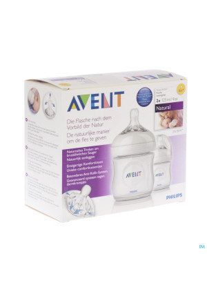 Avent Zuigfles Duo Natural 125ml2978823-20