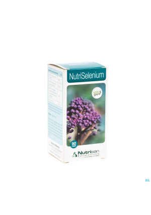 Nutriselenium Synergy 90 Vegecaps Nutrisan2994317-20