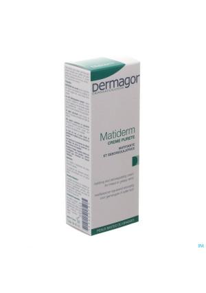 Dermagor Matiderm Reinigend Verzorging Creme 40ml2996270-20