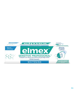 ELMEX® SENSITIVE PROFESSIONAL GENTLE WHITENING TUBE 75ML2996288-20
