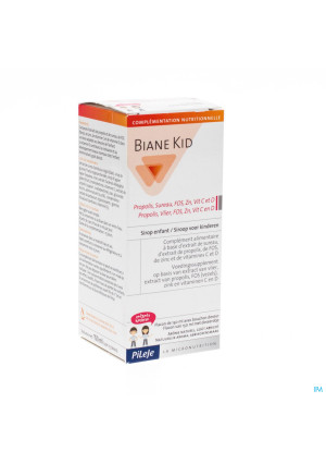 Biane Kid Immuniteit Siroop 150ml3004082-20