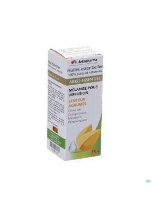 Arko Essentiel Verspreider Citrus 15ml3012481-20