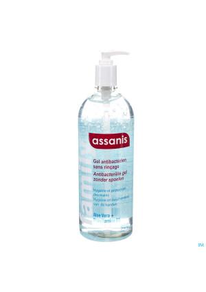 Assanis Family Gel A/bacterieel Z/spoelen 980ml3016052-20