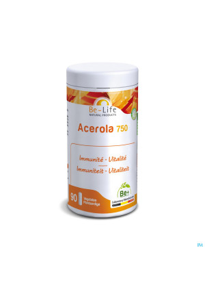 Acerola 750 Vitamines Be Life Nf Gel 903019965-20