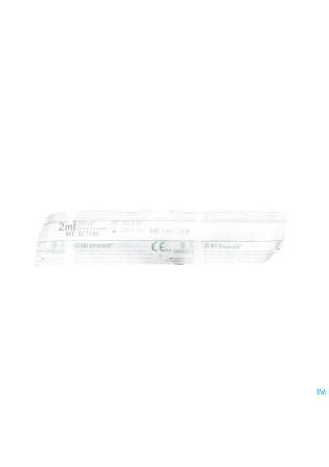 Bd Emerald Spuit 2ml + Naald 23g 1 1 3077403021813-20