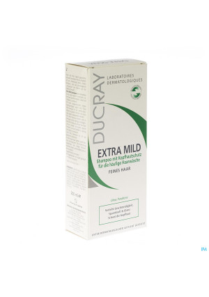 Ducray Extra Zacht Sh Huidbeschermend 200ml3022589-20