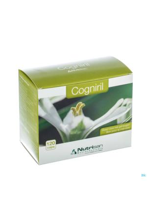 Cogniril 120 vegetarische capsules Nutrisan3038346-20