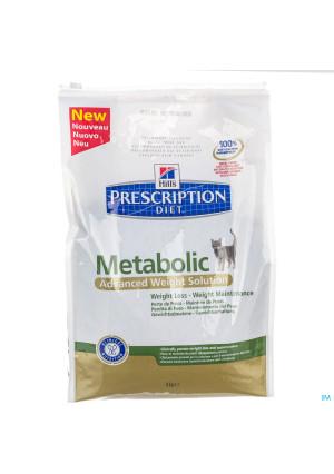 Prescription Diet Feline Metabolic 4kg3040714-20