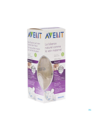 Avent Zuigfles Glas 240ml3049533-20
