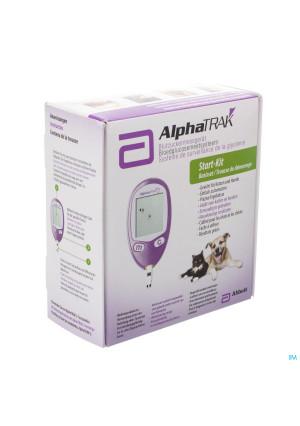 Alphatrak Start-kit Meten Bloedglucose3050481-20