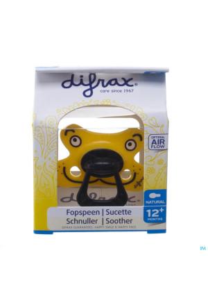 Difrax Fopspeen Natural 12+ M Boy3052636-20
