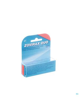 Zovirax Duo 50mg/g + 10mg/g Creme Tube 2g3055449-20