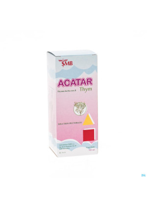Acatar Tijm Siroop 100ml3064722-20