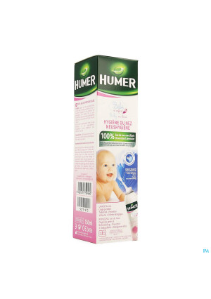 Humer Spray Isotonisch Kind 150ml3073673-20